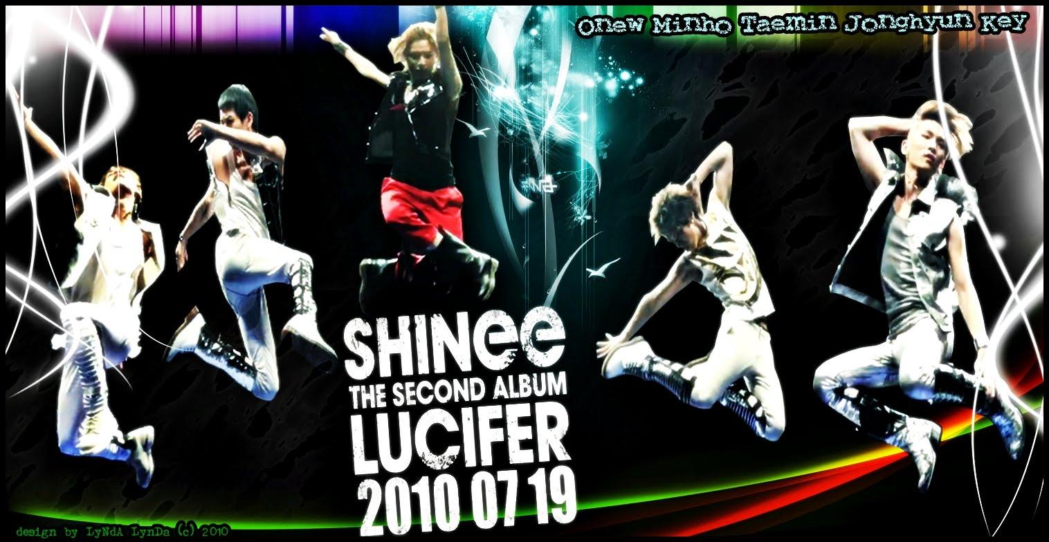 shinee lucifer wallpaper