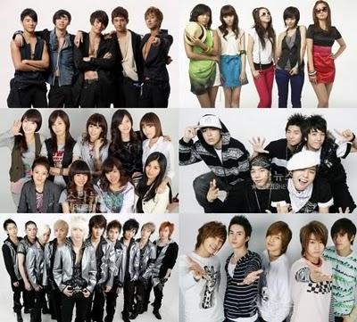 10 Idol KPOP Yang Punya Tawa Lucu dan Menular « Korean