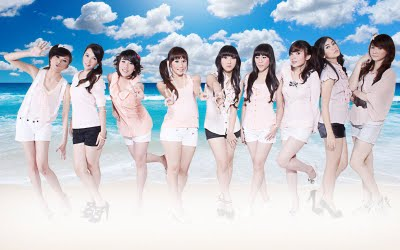 Cherry Belle Girlgrup baru Indonesia + All About Cherry Belle Full