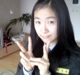 The Shining Story: Amber f(x) predebut! F(x) Amber Pre Debut