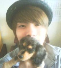 SHINee Jonghyun's dog