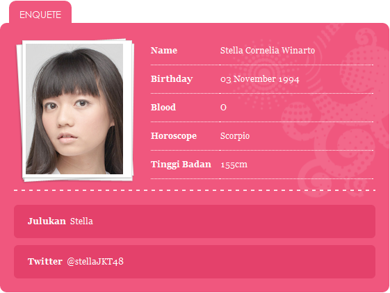 Profil JKT48 | Korean Chingu