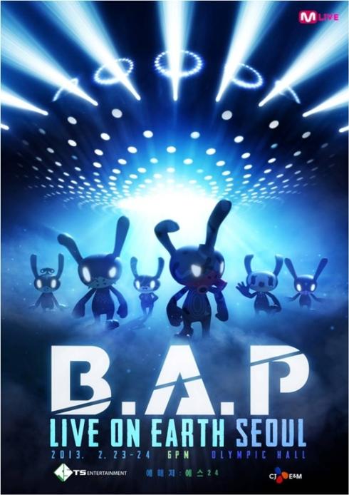 bap concert