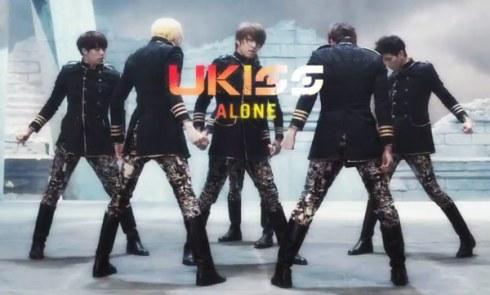 U-Kiss-Alone