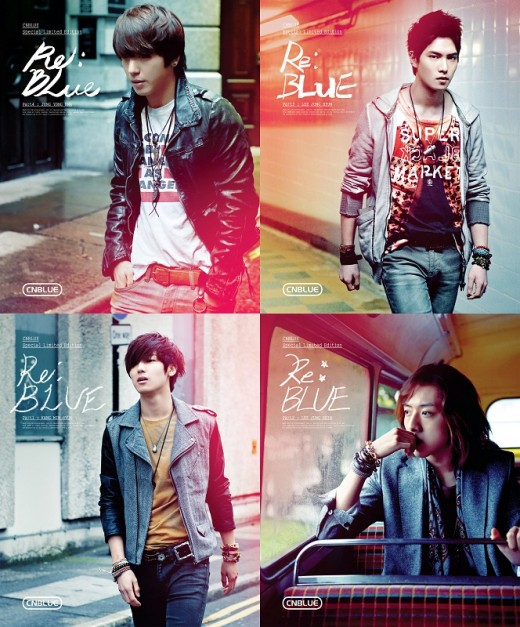CNBLUE-ReBlue-covers