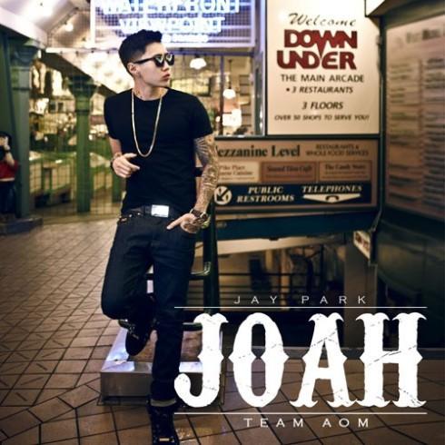 Jay-Park-JOAH-cover