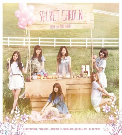a-pink-secret-garden-album